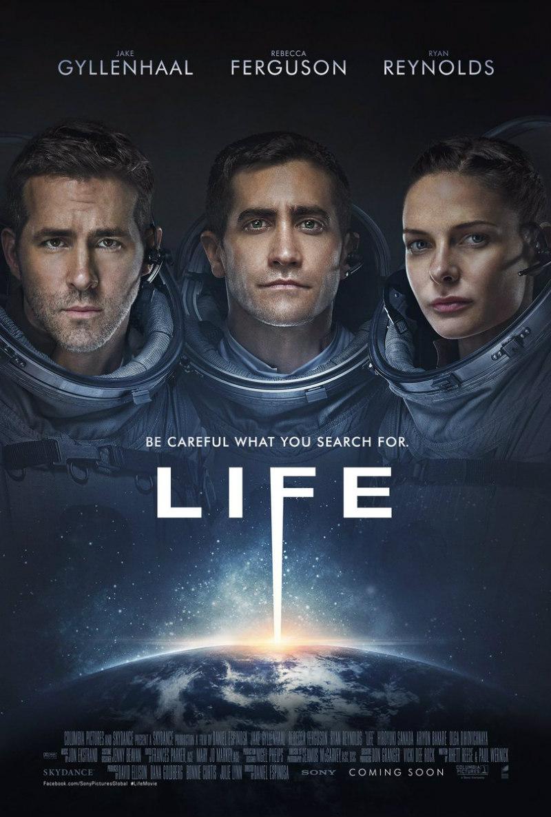 life movie uk poster