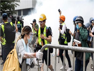 عاجل...شرطة هونكونغ ترفض منح تصريح بتنظيم مسيرة سنوية لإحياء ذكرى عودة المستعمرة البريطانية