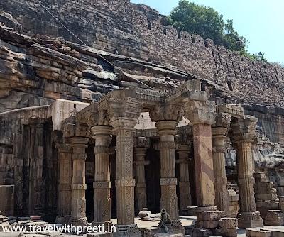 नीलकंठ महादेव मंदिर कलिंजर - Neelkanth Temple Kalinjar