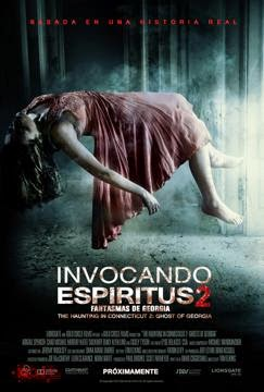 Invocando Espiritus 2 en Español Latino