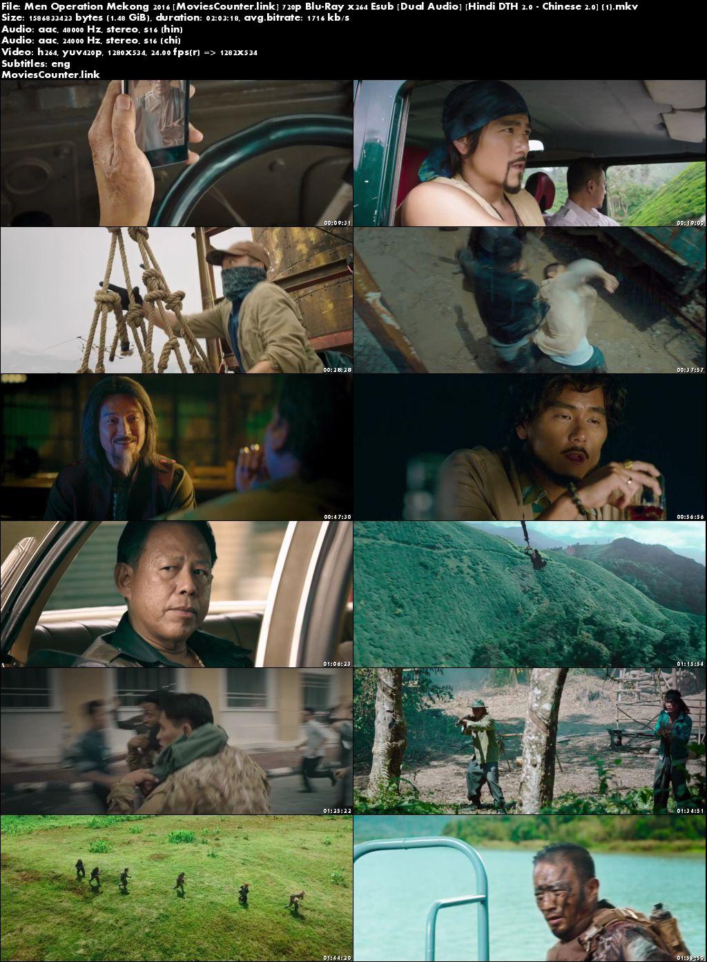 Screen Shot Operation Mekong 2016 Dual Audio HD 720p