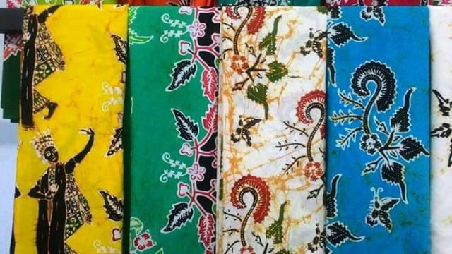 Batik Khas Daerah Pesisir