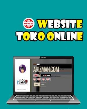 Website - Toko Online