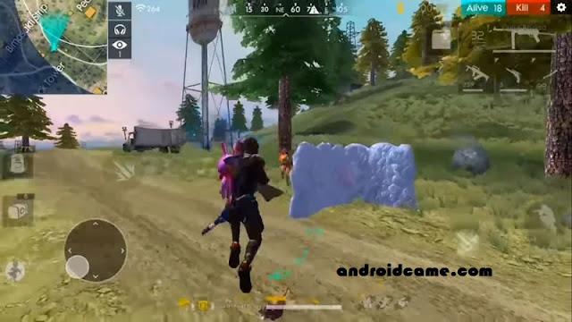5 Cara Jump Shoot Game Free Fire Tarbaik dan Terbaru