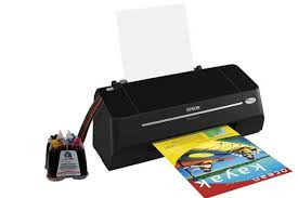 only replace the colour you use with four individual ink cartridges Epson Stylus T26 Driver Downloads