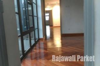 lantai kayu solid berkualitas