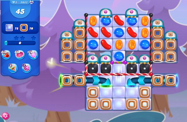 Candy Crush Saga level 9088