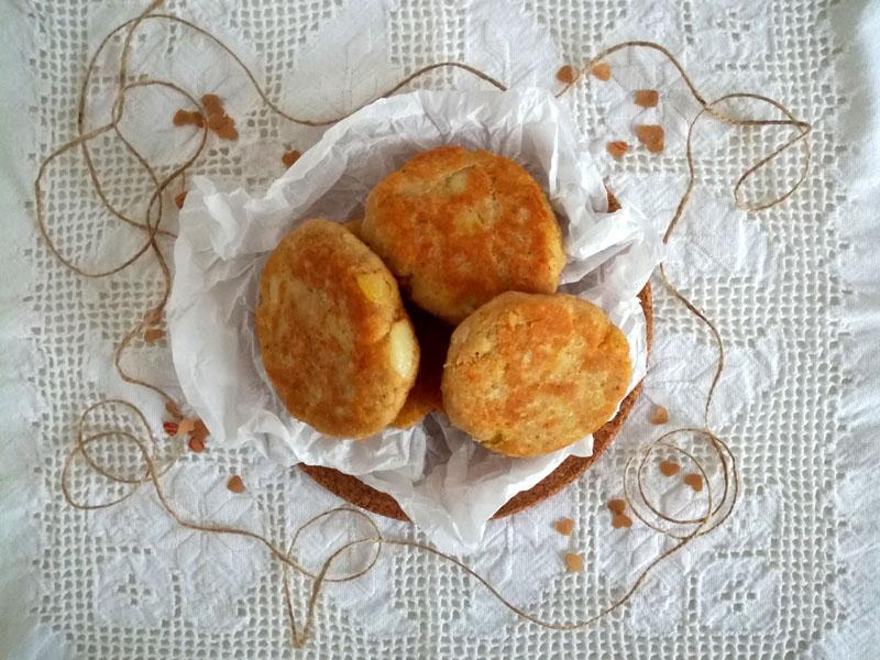Foto: Medaglioni patate e tonno