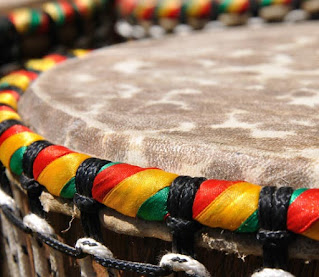 African masks, dances and songs have spiritual significance