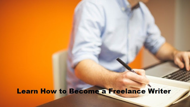 Learn How to Become a Freelance Writer