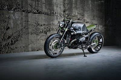 BMW R Nine T DA#4 Custom