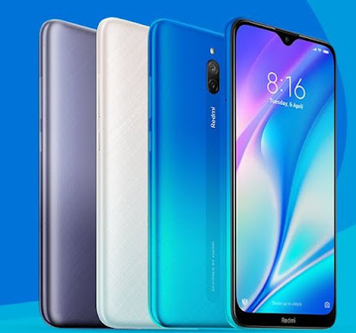 Redmi 8A Dual launched
