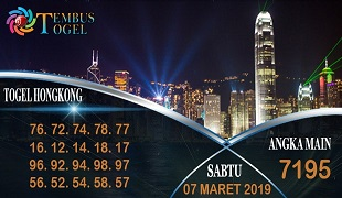 Prediksi Togel Hongkong Minggu 08 Maret 2020