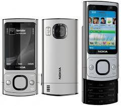 spesifikasi Nokia 6700 slide