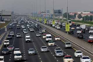 UAE back to normal after rain disruptions