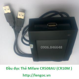 Đầu đọc thẻ Mifare CR508