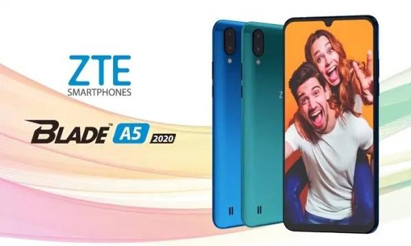 ZTE BLADE A5 2020 EN PERÚ