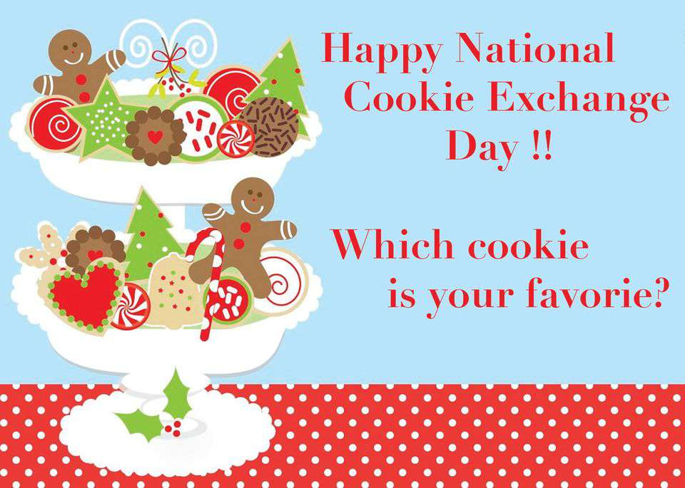 National Cookie Exchange Day Wishes for Whatsapp