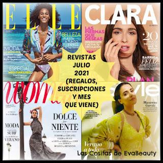 #revistas #revistasjulio #revistasfemeninas #regalosrevistas #suscripcionesrevistas #noticiasmoda #noticiasbelleza #moda #fashion