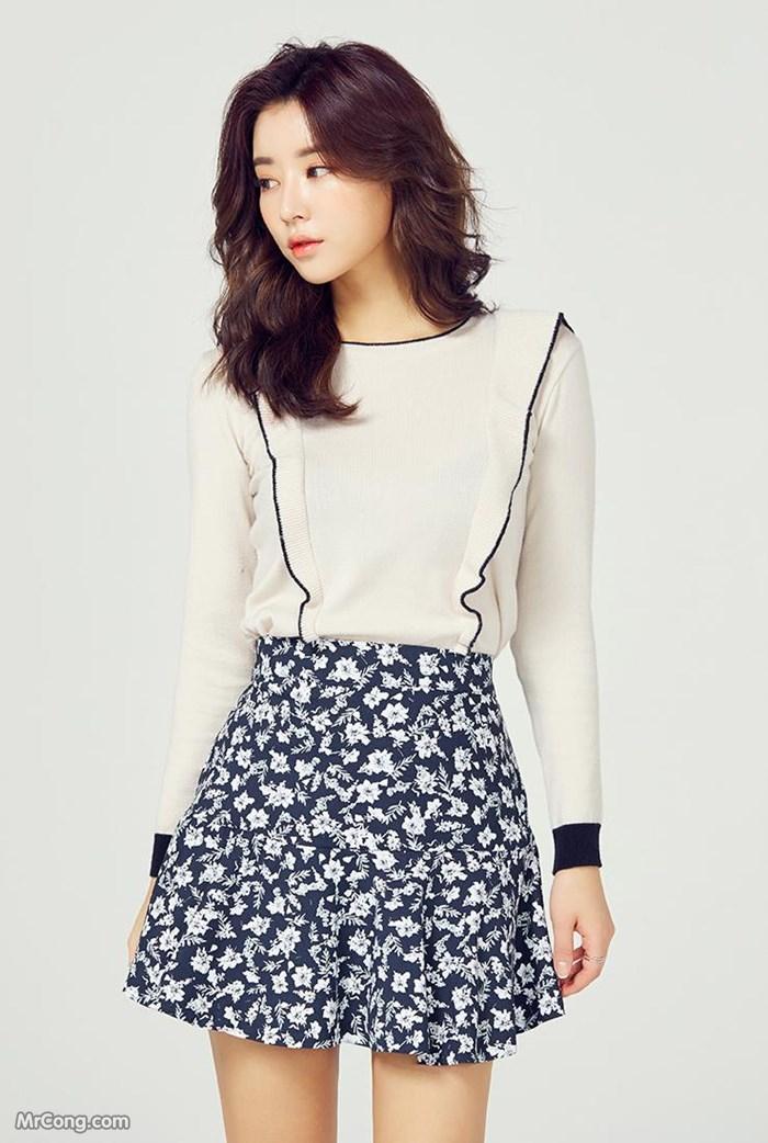 Image Kim-Jung-Yeon-MrCong.com-013 in post Người đẹp Kim Jung Yeon trong bộ ảnh thời trang tháng 3/2017 (195 ảnh)