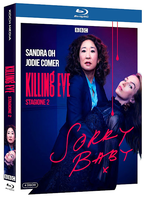 Killing Eve Blu-Ray