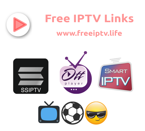 IPTV Links M3U
