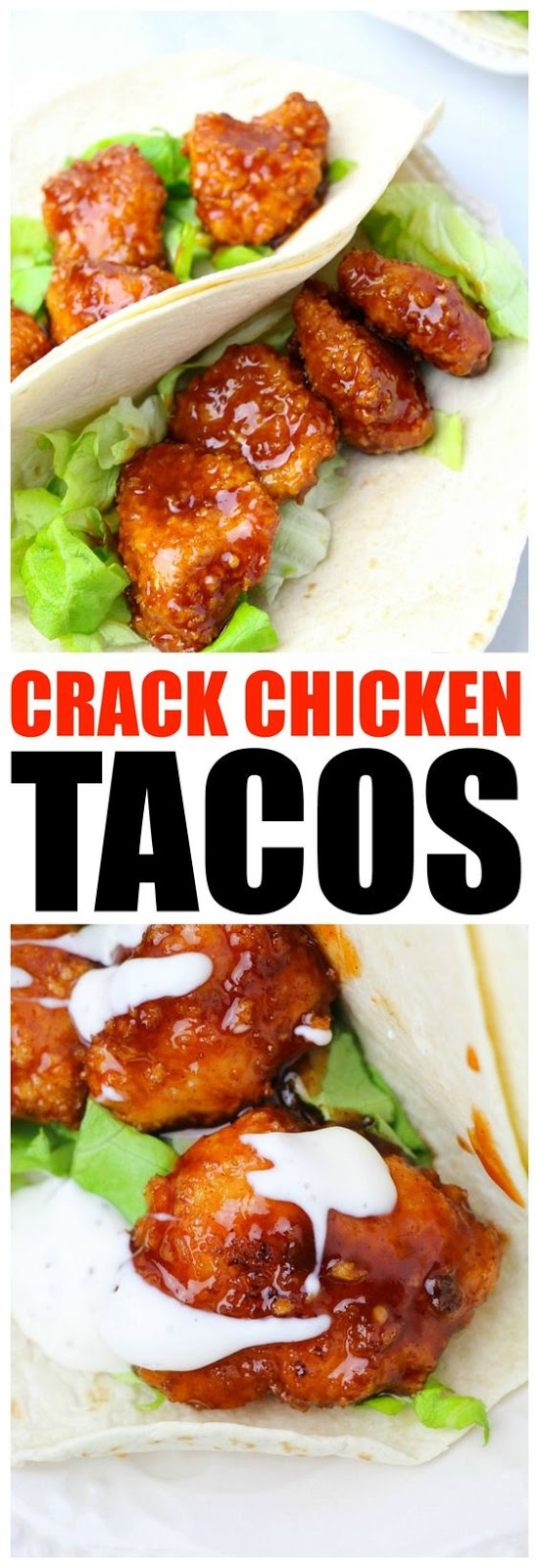Crack Chicken Tacos