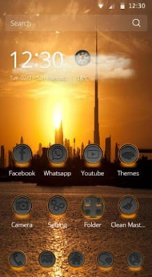 Tema Xiaomi Redmi 5A / Note 5A Terbaik - Sunset