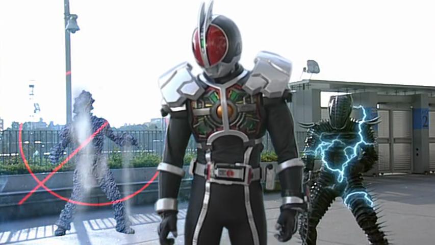 Kamen rider faiz episode 31 sub indo - Ma premiere poiray prix