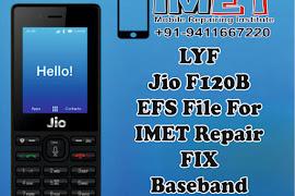 LYF Jio LF2403n QCN File For IMEI Repair – Auto Restart Solution