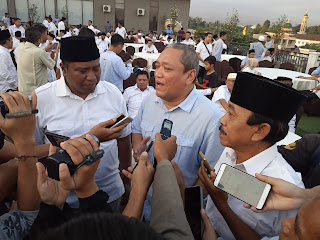 HBK Ingatkan Kader Gerindra Untuk Berbuat Yang Terbaik Untuk Masyarakat.