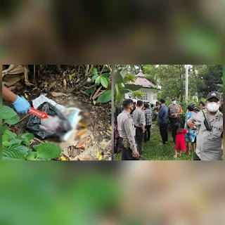 Mayat Bayi Perempuan Terbungkus Plastik Gegerkan Pengunjung Taman Bunga Pematangsiantar