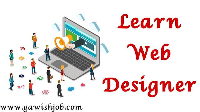 Web Designer.