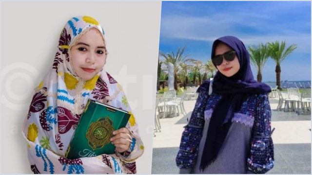 Keren, Nayla si Mahasiswi Cantik Hafal 30 Juz Alquran dalam 8 Bulan