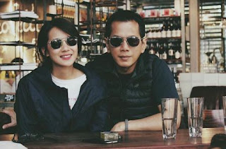 Foto-Foto Kemesraan Gista Putri Dan Wishnu