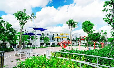 Mua bán ký gửi nhà đất dự án khu đô thị thương mại Viva Park Giang Điền