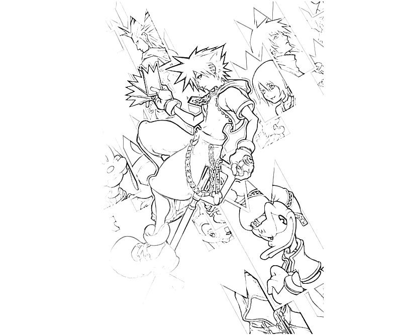 sora coloring pages - photo#38