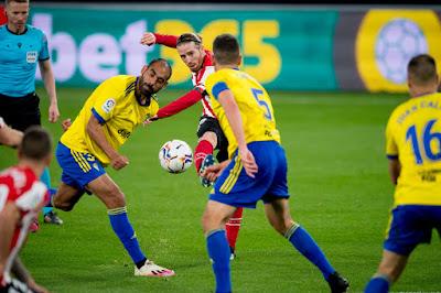 ملخص واهداف مباراة اتلتيك بلباو وقادش (4-0) الدوري الاسباني