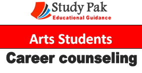 Career guidance and counseling for arts students