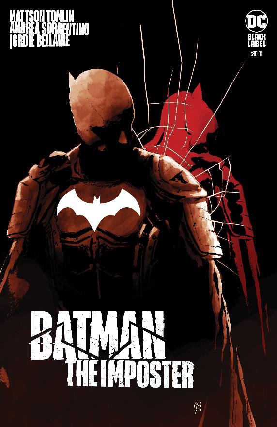 Batman: El impostor – Una miniserie que ofrece una visión única del Caballero Oscuro