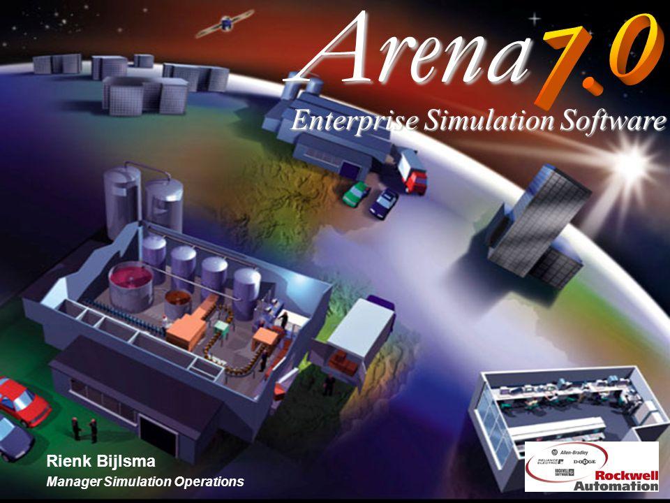 Arena Simulation Software ~ HIGH TECH GADGETS