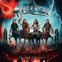 """Ο δίσκος των Sörceress """"The Four Centaurs"""""""