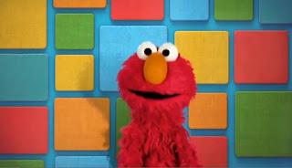 Elmo Sesame Street Character