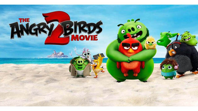 The Angry Birds Movie 2 (2019) Movie [Dual Audio] [Hindi + English] [ 720p + 1080p ] BluRay Download