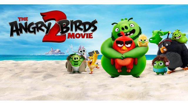 The Angry Birds Movie 2 (2019) Movie [Dual Audio] [Hindi + English] [ 720p + 1080p ] BluRay Download