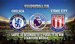 Prediksi Chelsea vs Stoke City 30 Desember 2017