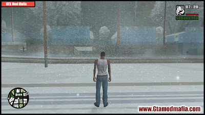 GTA San Andreas Winter Edition Mod 2021 Download For Pc
