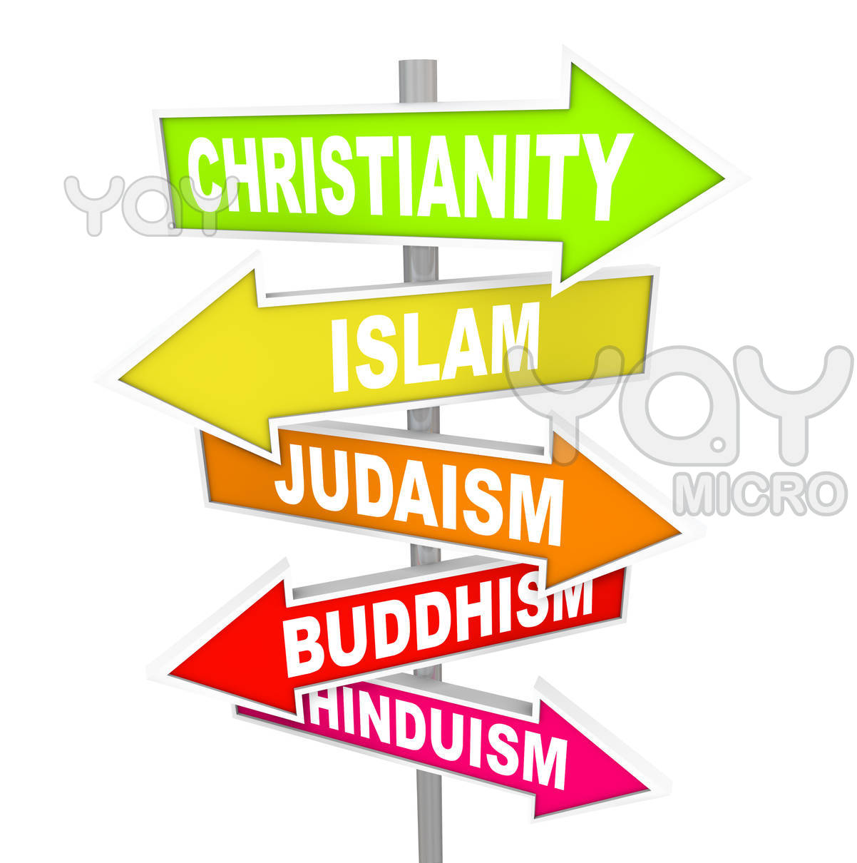 How religion and nationalism affects our way of life