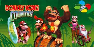 Donkey Kong Country (SNES) Online