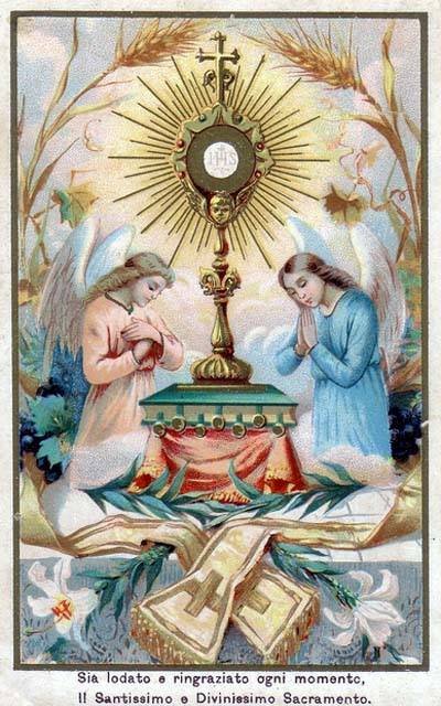 Celebrazione del Corpo di Cristo